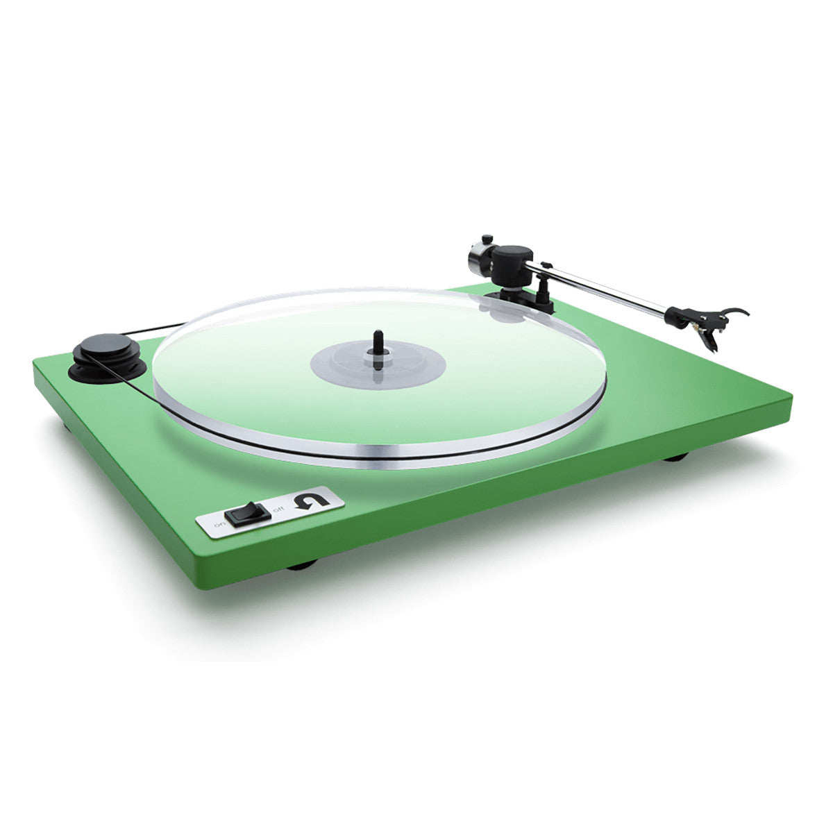 U-Turn Audio: Orbit Plus Turntable (OM5e) - Green