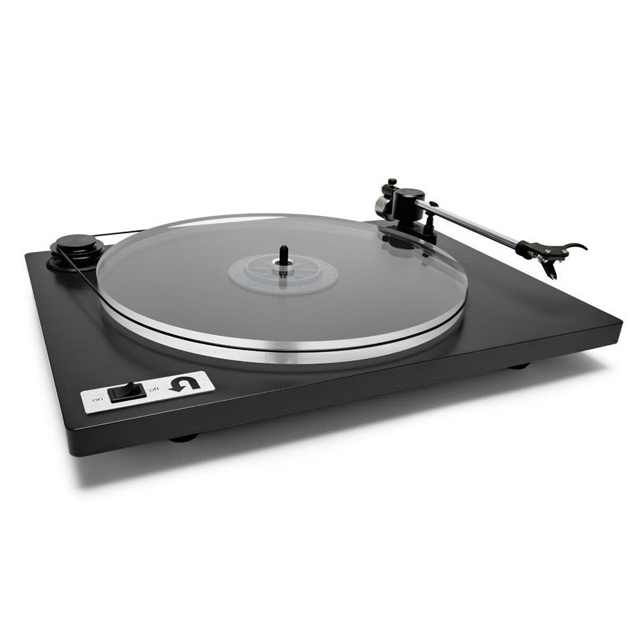U-Turn Audio: Orbit Plus Turntable w/ Built In Preamp (OM5e) - Black