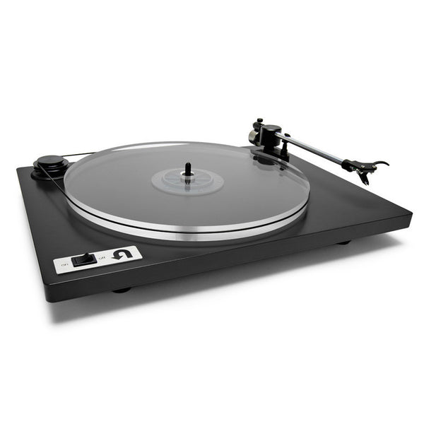 U-Turn Audio: Orbit Plus Turntable (OM5e) - Black