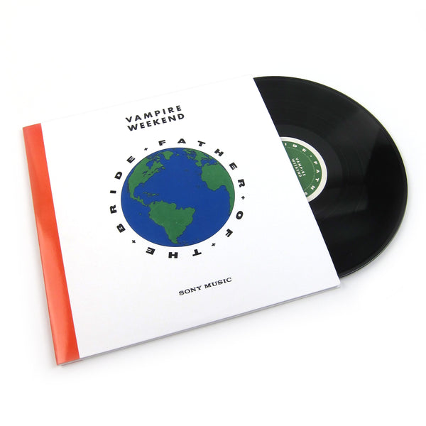 Vampire Weekend: Father Of The Bride Vinyl 2LP