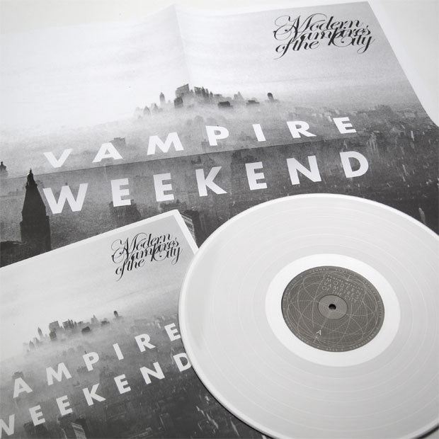 Vampire Weekend: Modern Vampires of the City (Colored Vinyl, Free MP3) LP 2