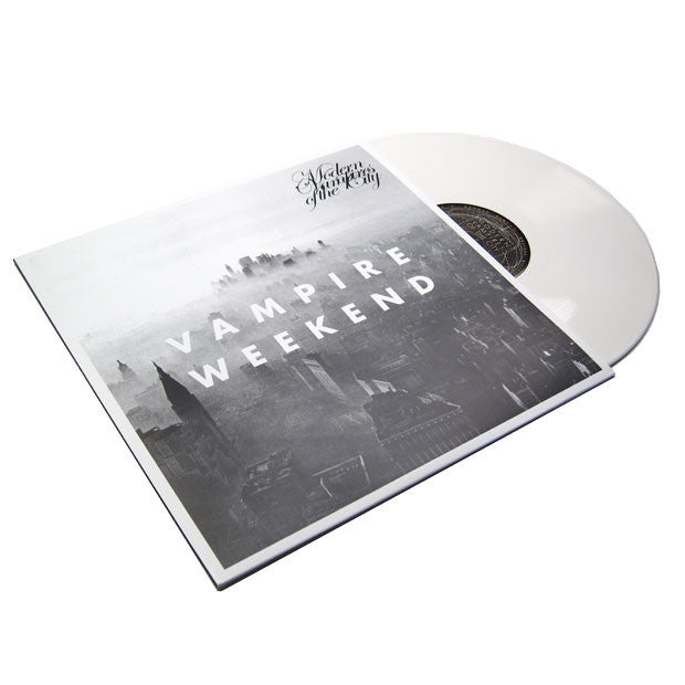 Vampire Weekend: Modern Vampires of the City (Colored Vinyl, Free MP3) LP