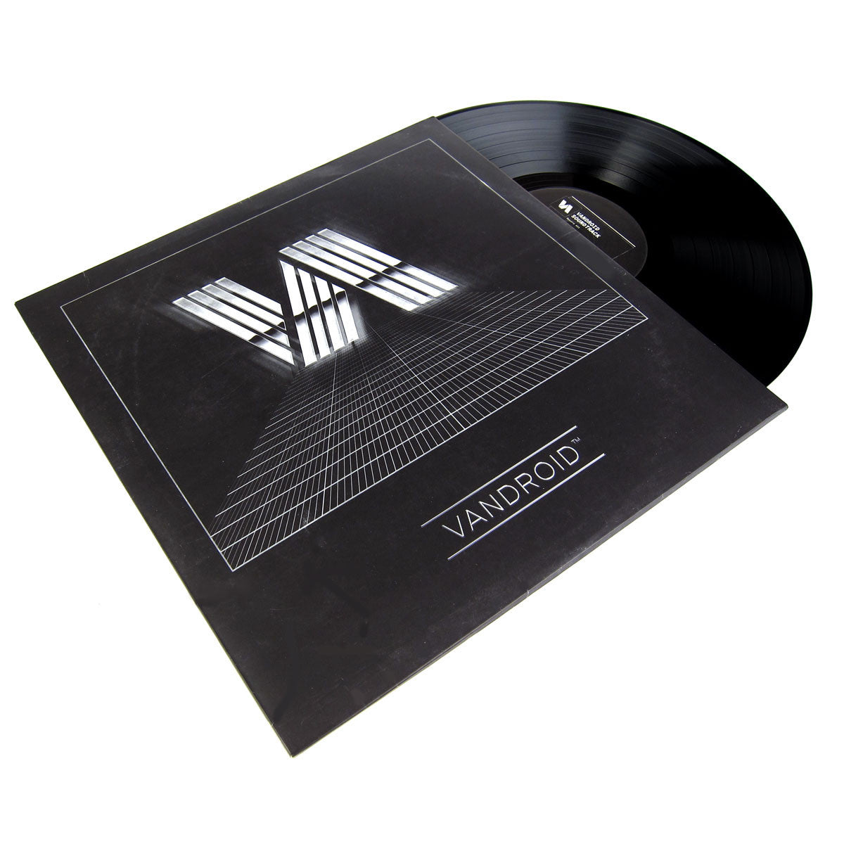 Ed Banger Records: Vandroid - The Original Comic Book Series Soundtrack Vinyl 2LP