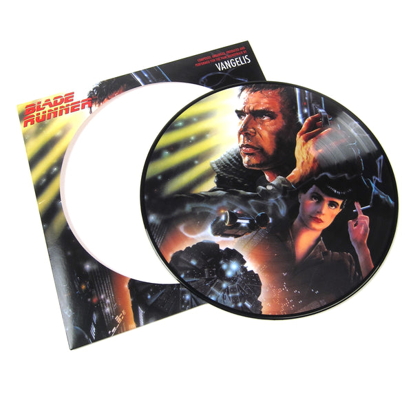 Vangelis: Blade Runner Soundtrack (Pic Disc) Vinyl LP (Record Store Day)