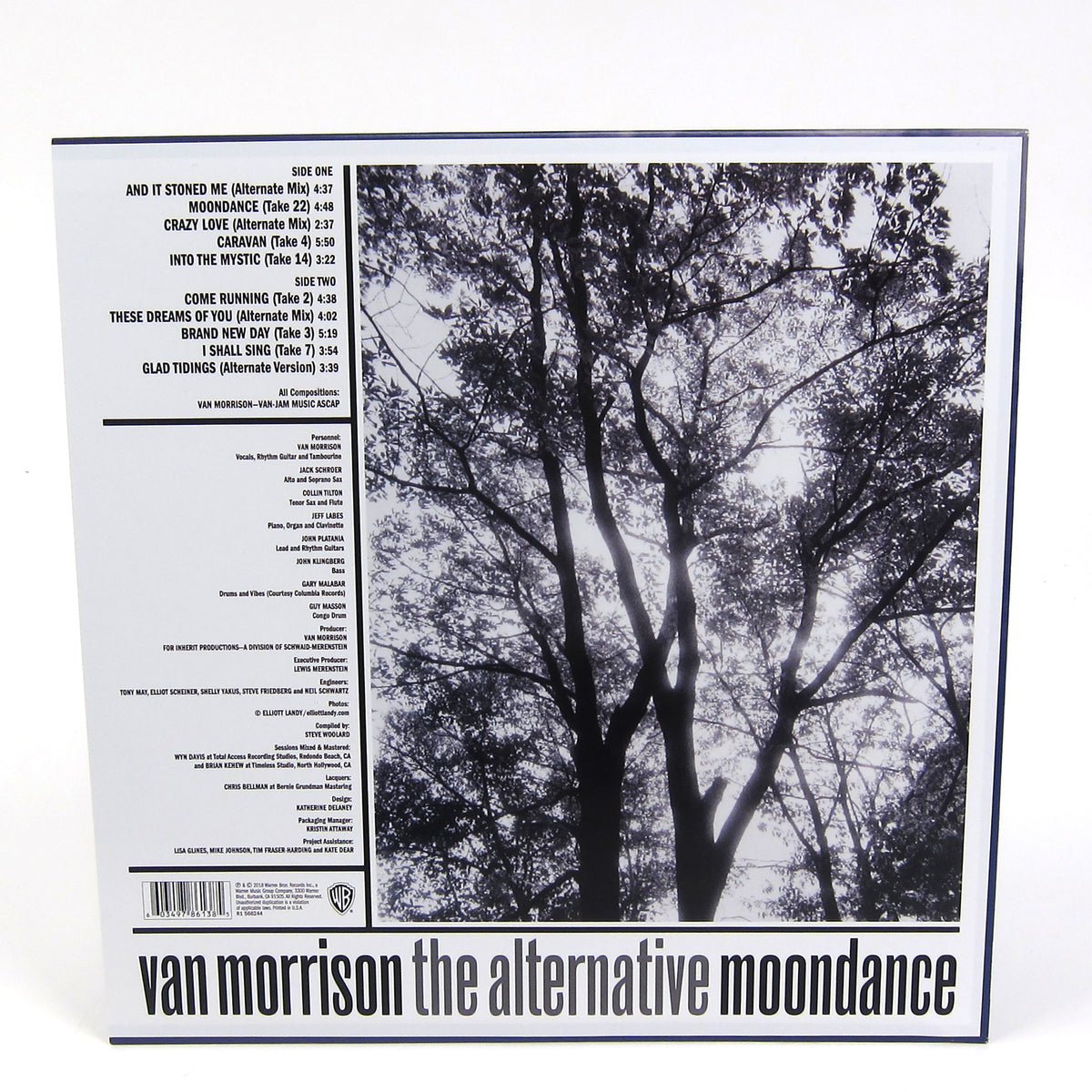 Van Morrison: The Alternate Moondance (180g) Vinyl LP (Record Store Day)