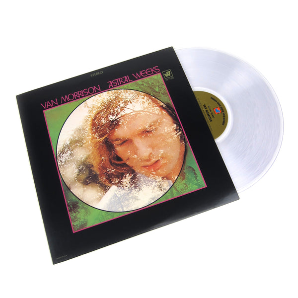 Van Morrison: Astral Weeks (180g, Colored Vinyl) Vinyl LP
