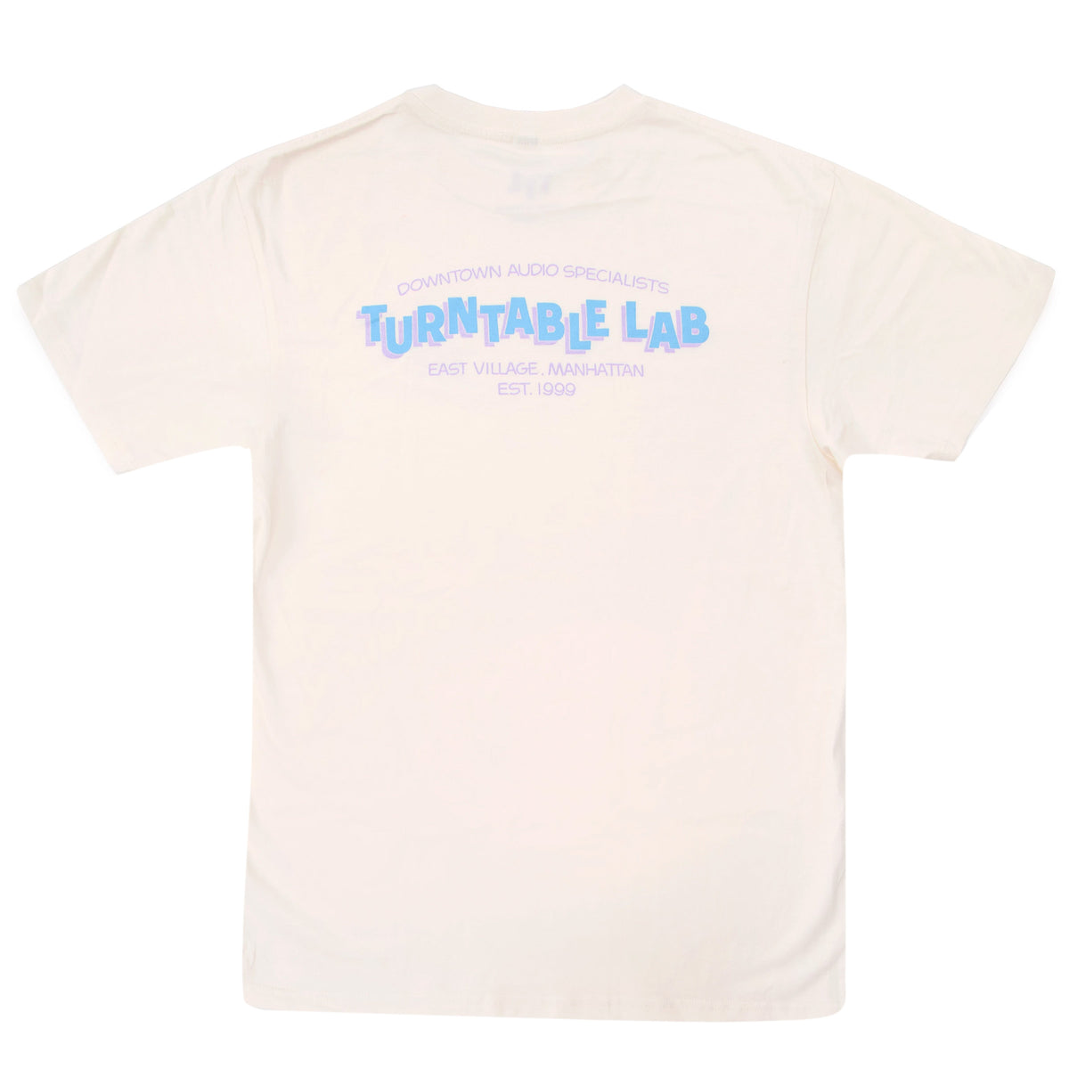 Turntable Lab: Stereo Shop Van Zee Shirt - Off White