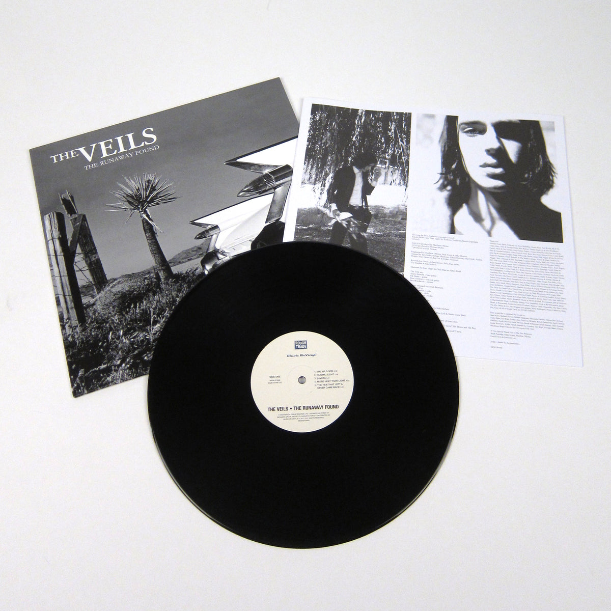 The Veils The Runaway Found Music On Vinyl 180g Vinyl