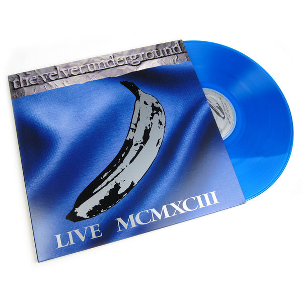 The Velvet Underground: Live MCMXCIII (Colored Vinyl) 4LP (Record Store Day)