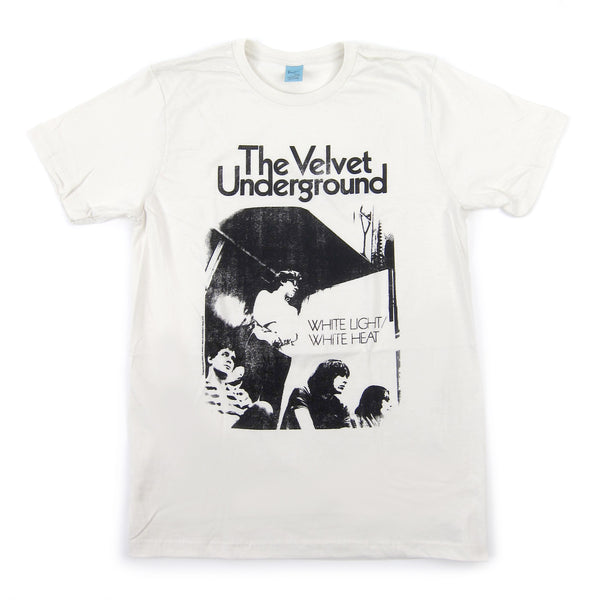 The Velvet Underground: White Light / White Heat Shirt - Off White