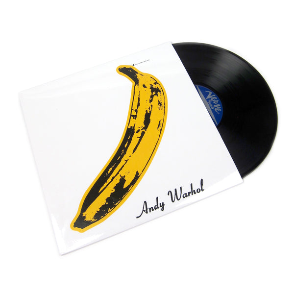 The Velvet Underground & Nico: The Velvet Underground & Nico 50th Anniversary Edition (180g) Vinyl LP