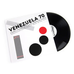 Soul Jazz Records: Venezuela 70 Vinyl 2LP