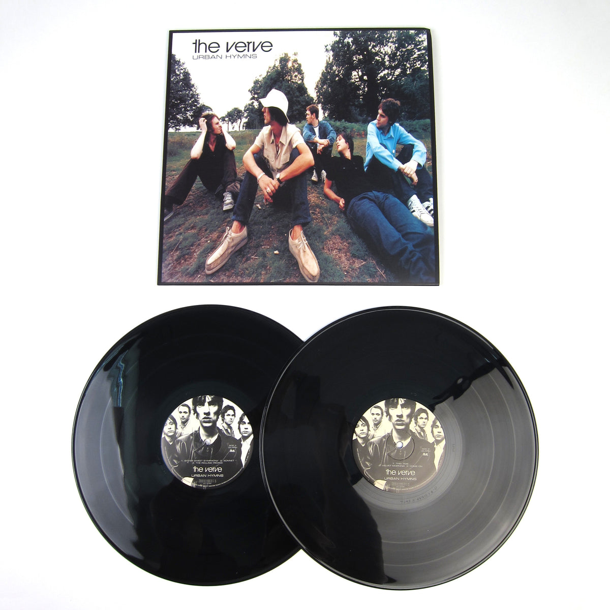 The Verve: Urban Hymns (180g) Vinyl 2LP