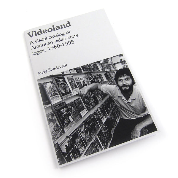 Videoland: A Visual Catalog of American Video Store Logos 1980-1995 Zine