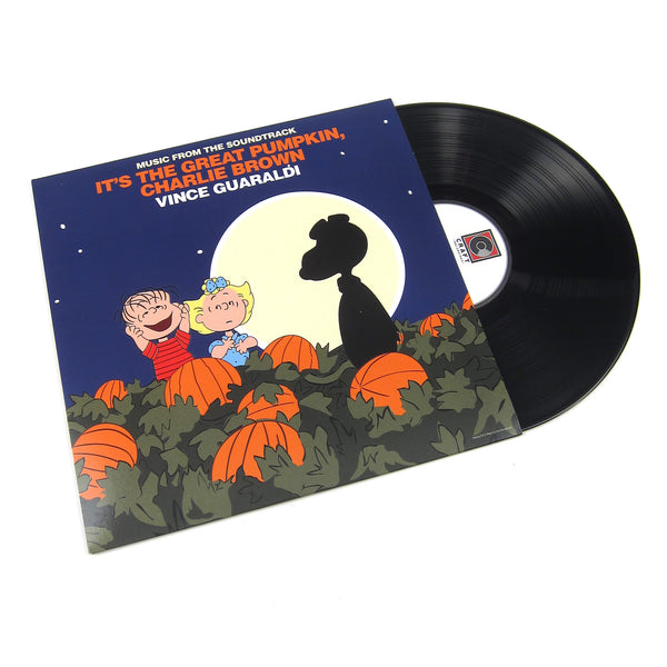 Vince Guaraldi: It's The Great Pumpkin, Charlie Brown Vinyl LP