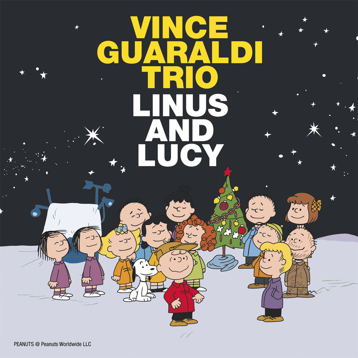 "Vince Guardaldi Trio: Linus and Lucy 7"" (Record Store Day)"