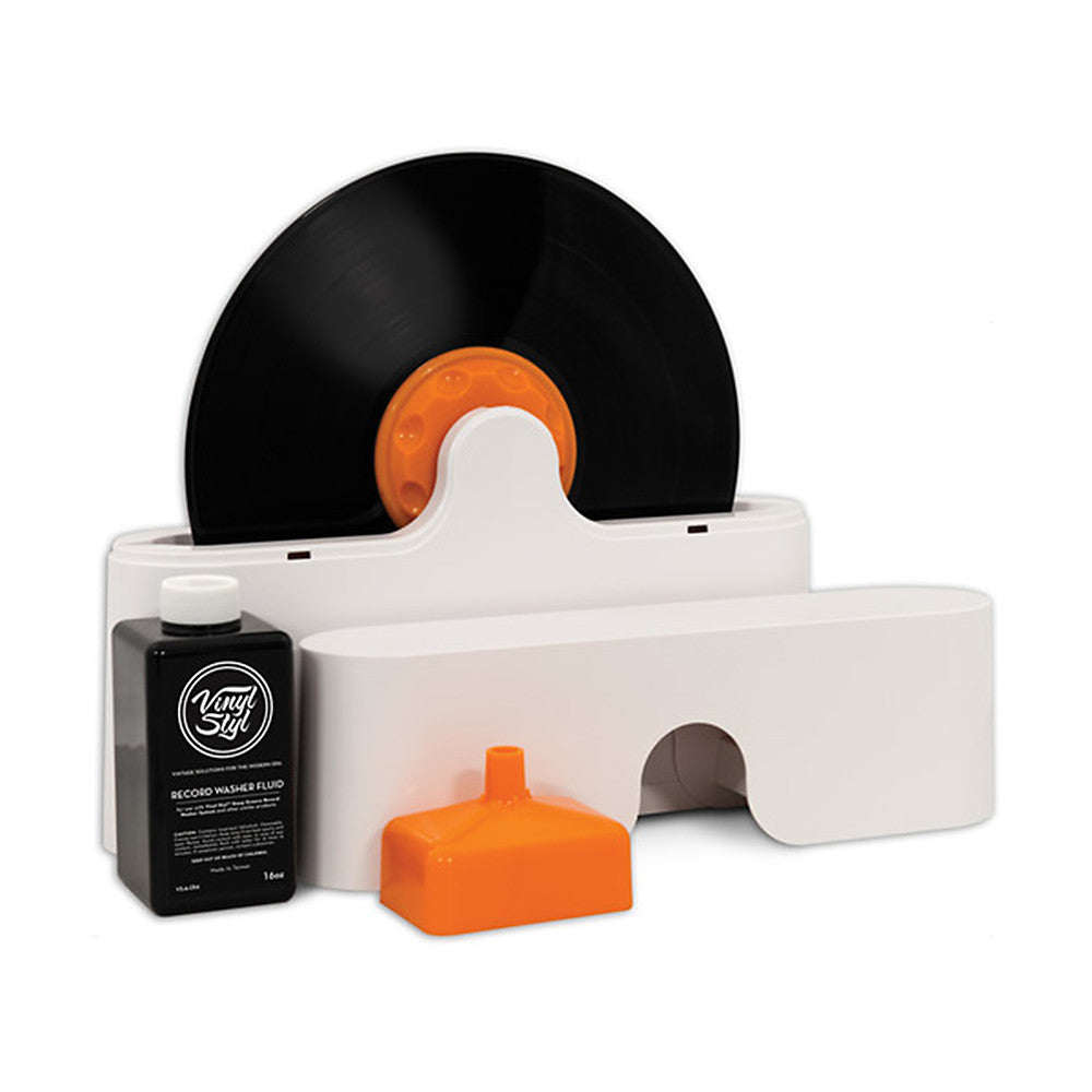 Vinyl Styl: Deep Groove Record Washer System