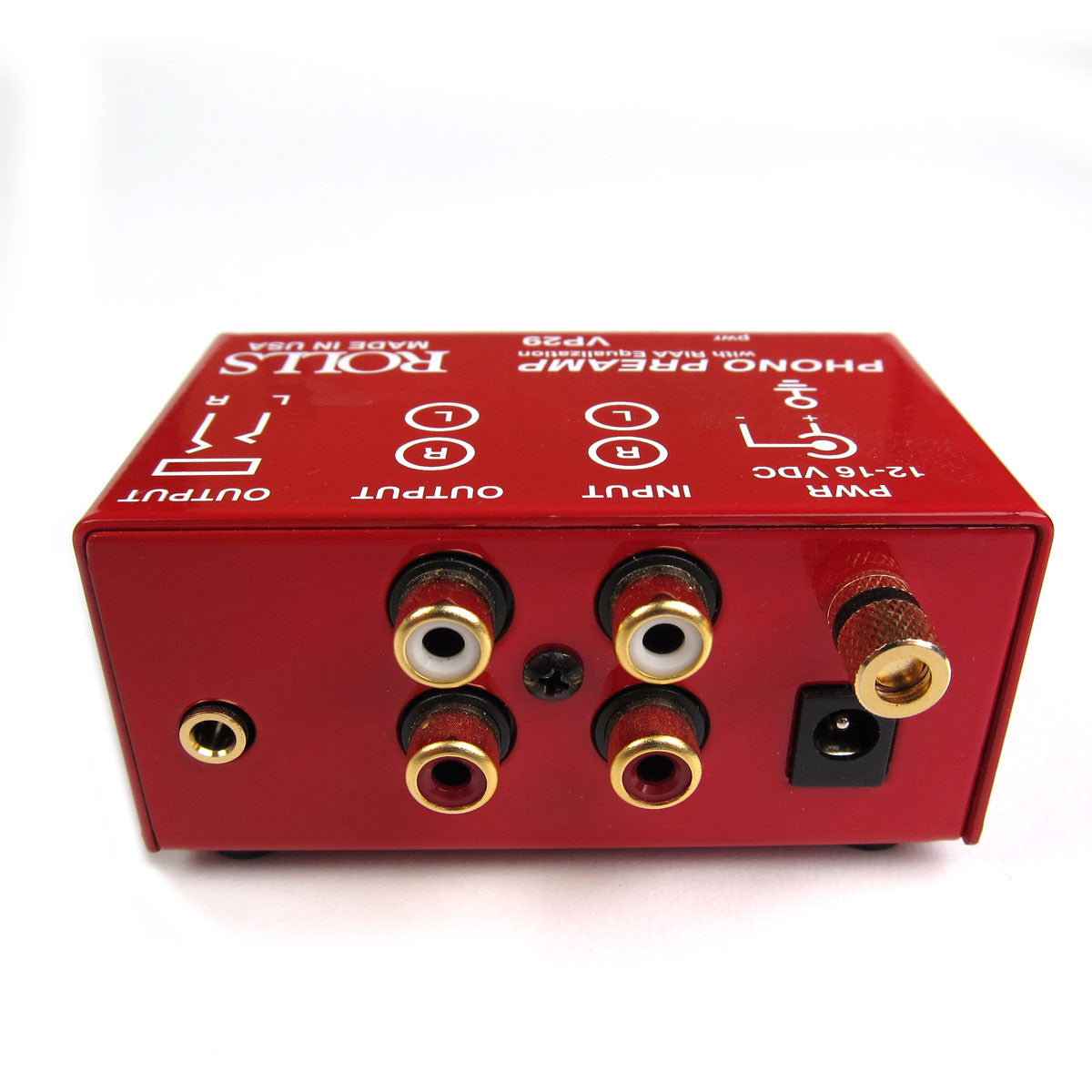Bellari: Rolls VP 29 Solid State Phono Preamp (VP29)