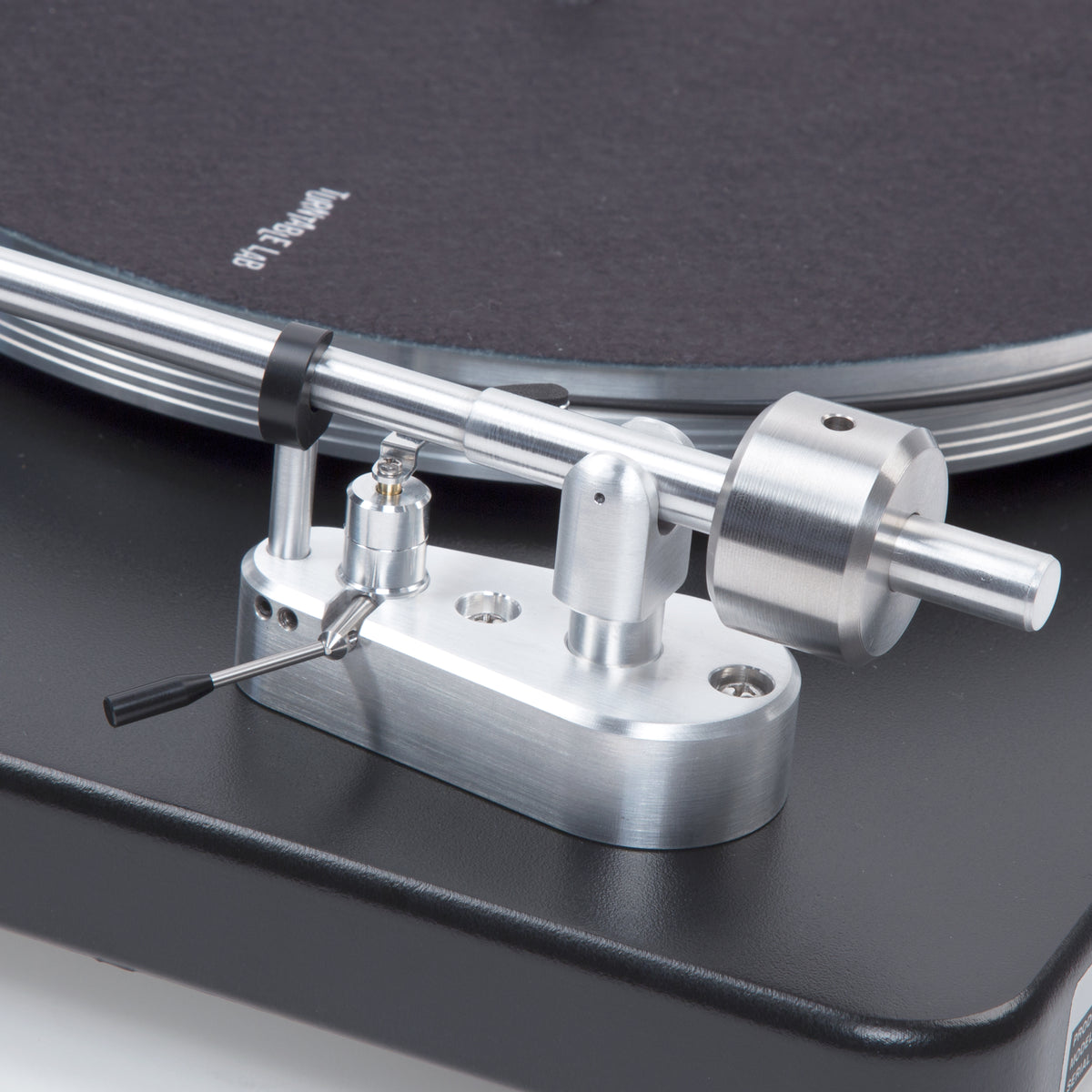 VPI: Cliffwood Turntable - Black