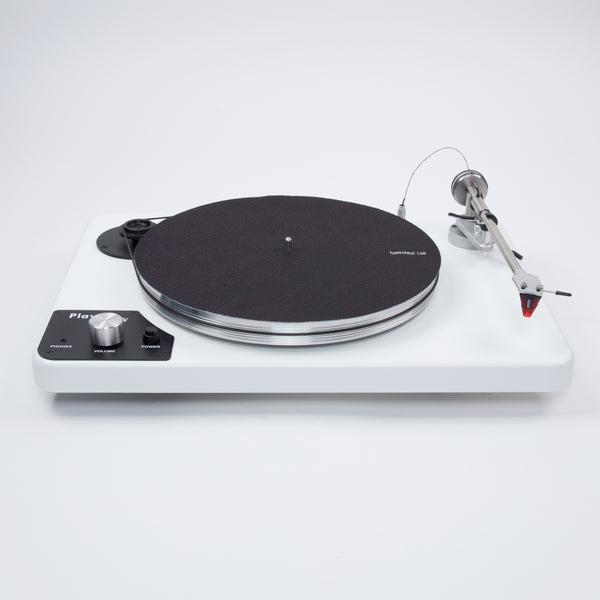 VPI: Player Turntable - White