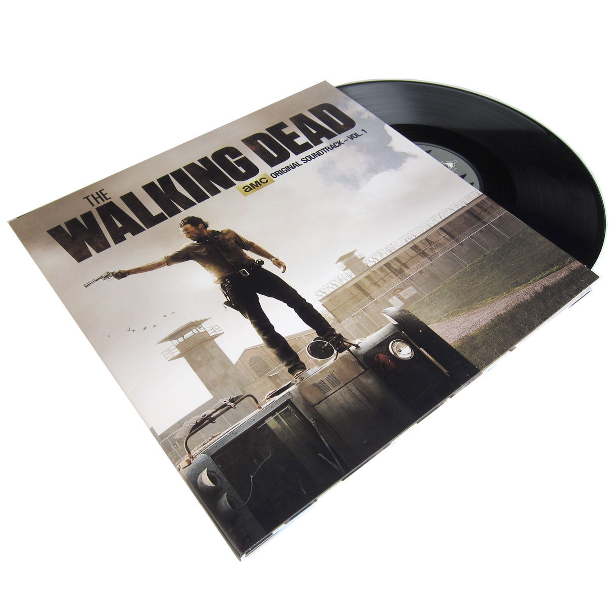 Various Artists: Walking Dead OST Vol. 1 (Limited Edition, Poster) Vinyl LP