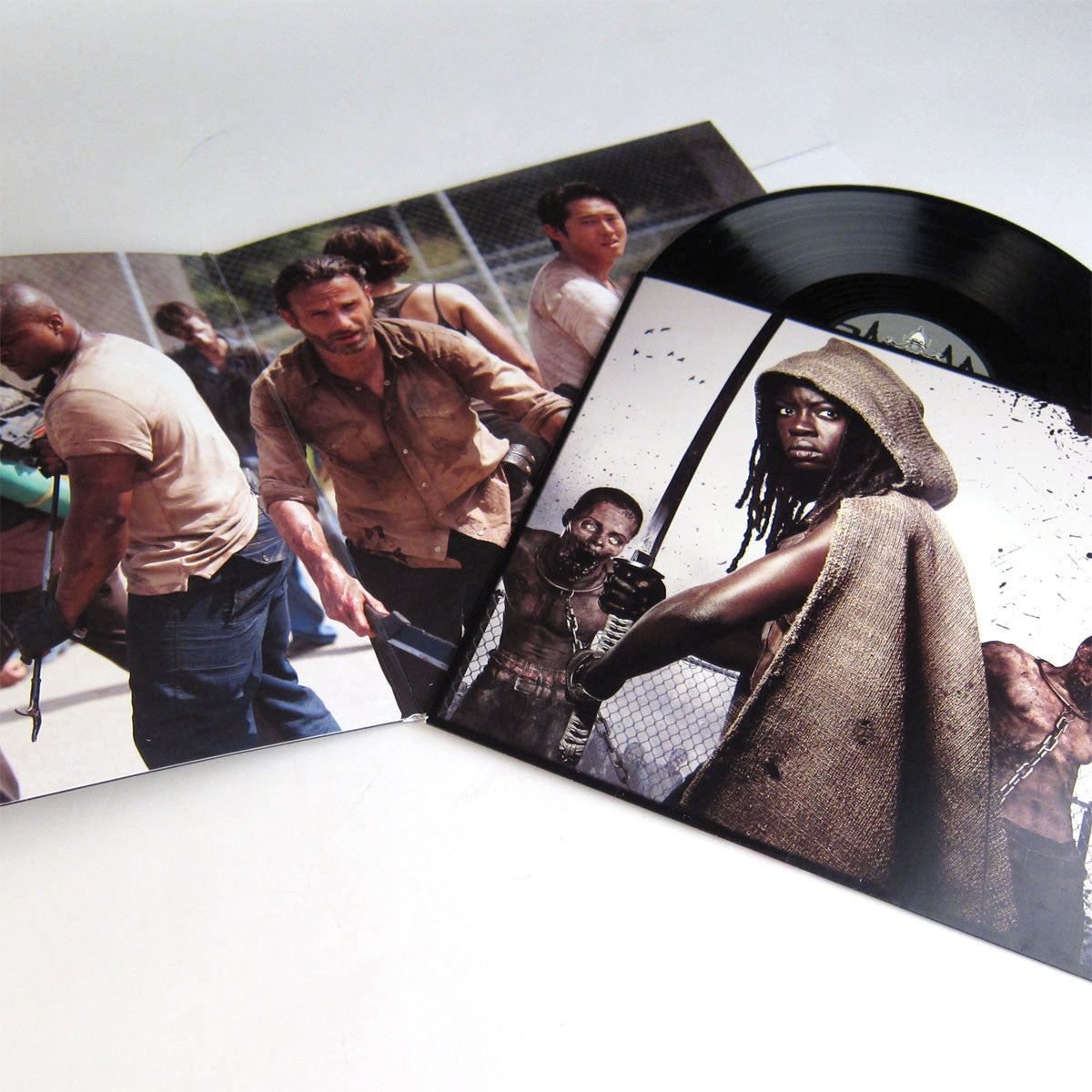 Various Artists: Walking Dead OST Vol. 1 (Limited Edition, Poster) Vinyl LP gatefold