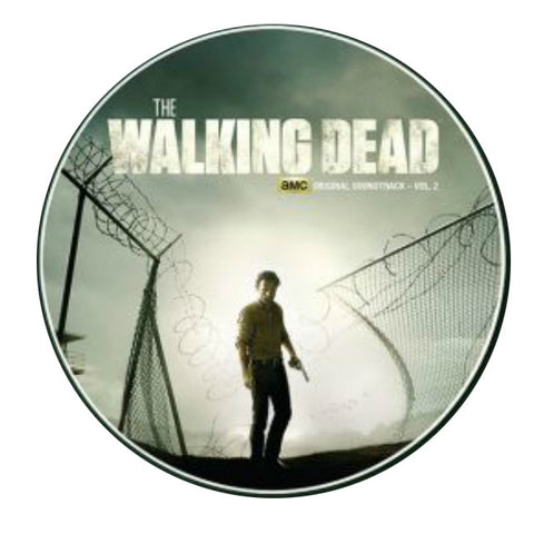 The Walking Dead: OST Vol.2 (Pic Disc) Vinyl LP  (Record Store Day)