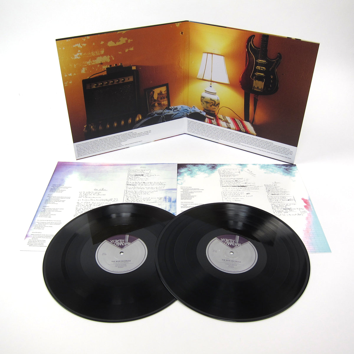 The War On Drugs: Lost In The Dream (Free MP3) Vinyl 2LP