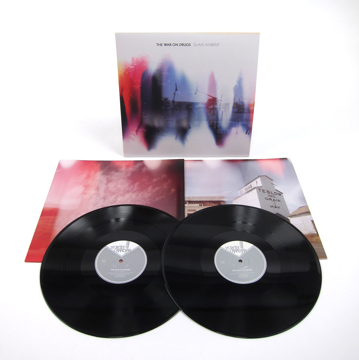 The War On Drugs: Slave Ambient Vinyl 2LP