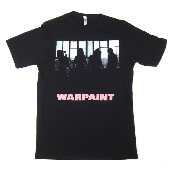 Warpaint: Heads Up Shirt - Black