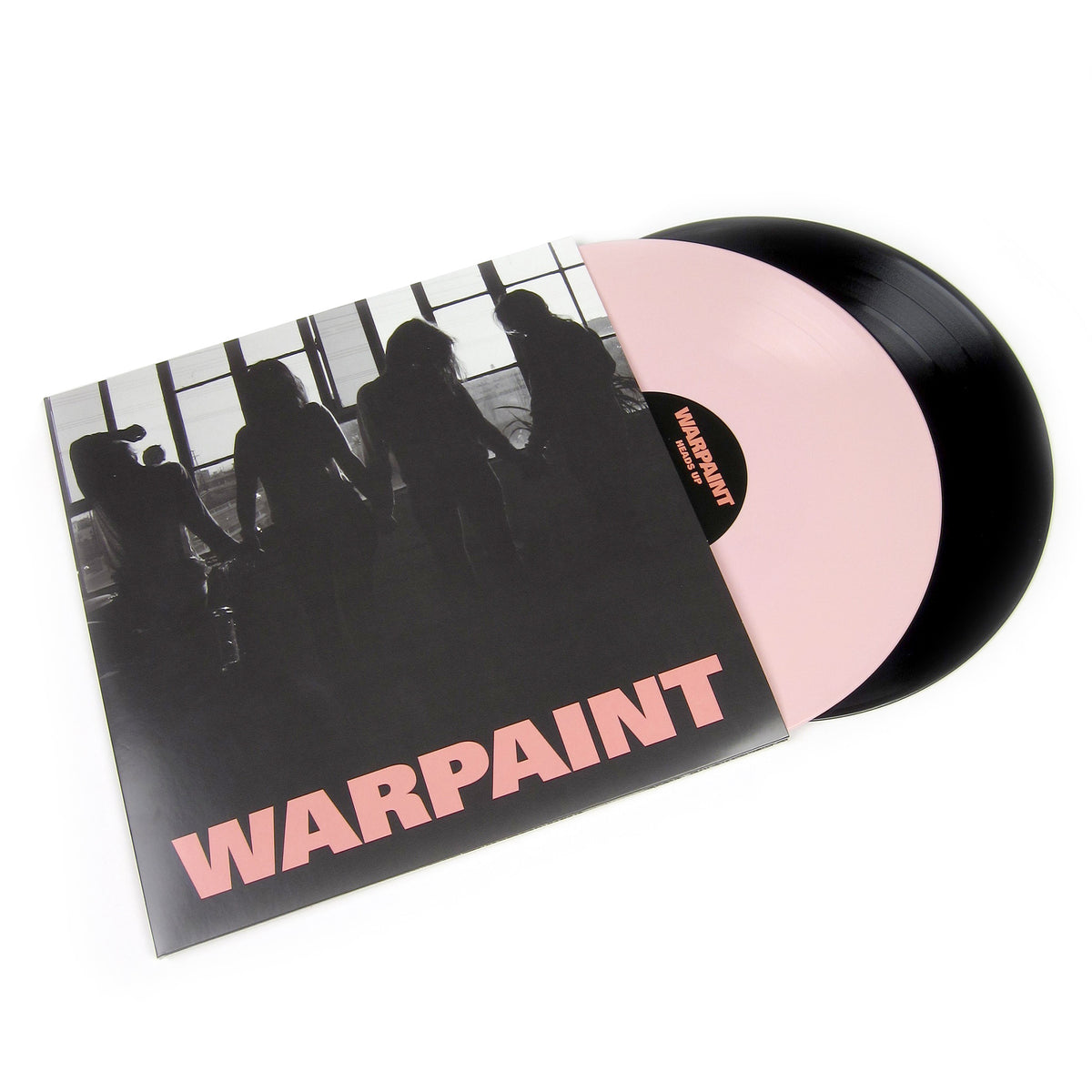 Warpaint: Heads Up (Indie Exclusive Colored Vinyl) Vinyl LP