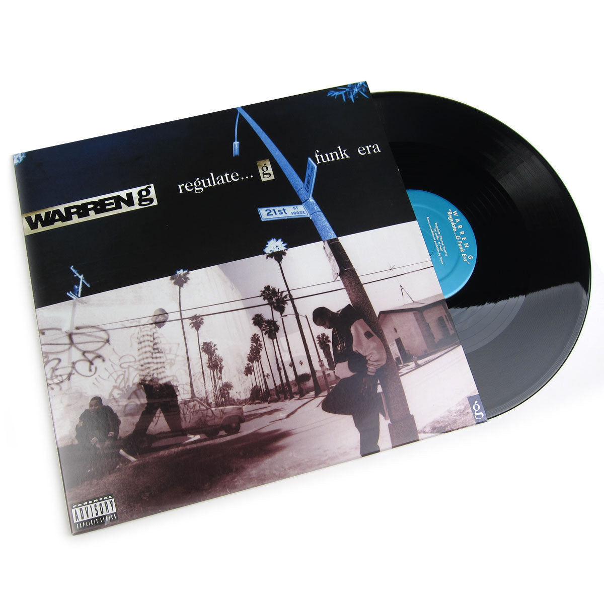Warren G : Regulate G Funk Era 20th Anniversary Edition Vinyl 2LP