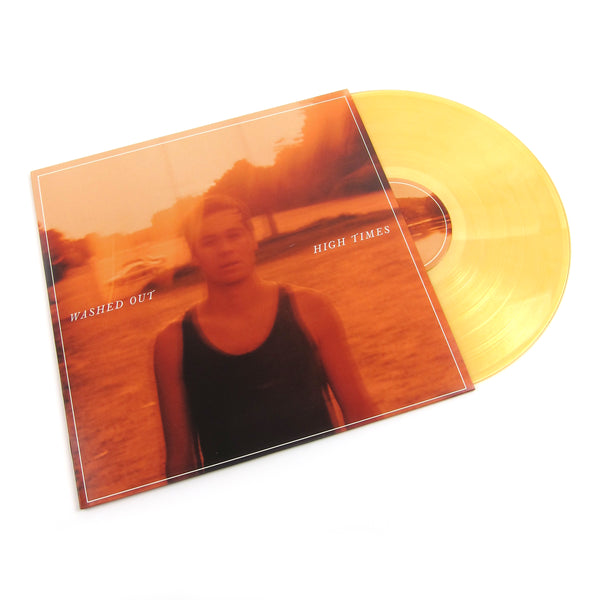 Washed Out: High Times (Colored Vinyl) Vinyl LP