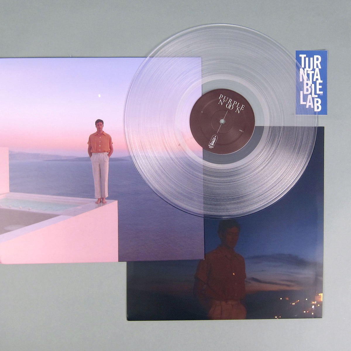 Washed Out: Purple Noon (Loser Edition Colored Vinyl) Vinyl LP