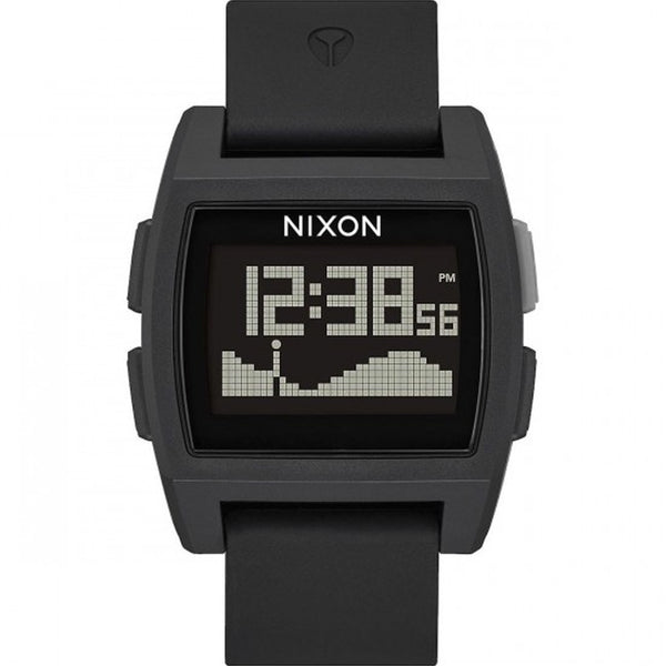 Nixon: Base Tide Watch - All Black