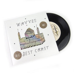 Wavves / Best Coast: Summer Is Forever 2 Vinyl 7""
