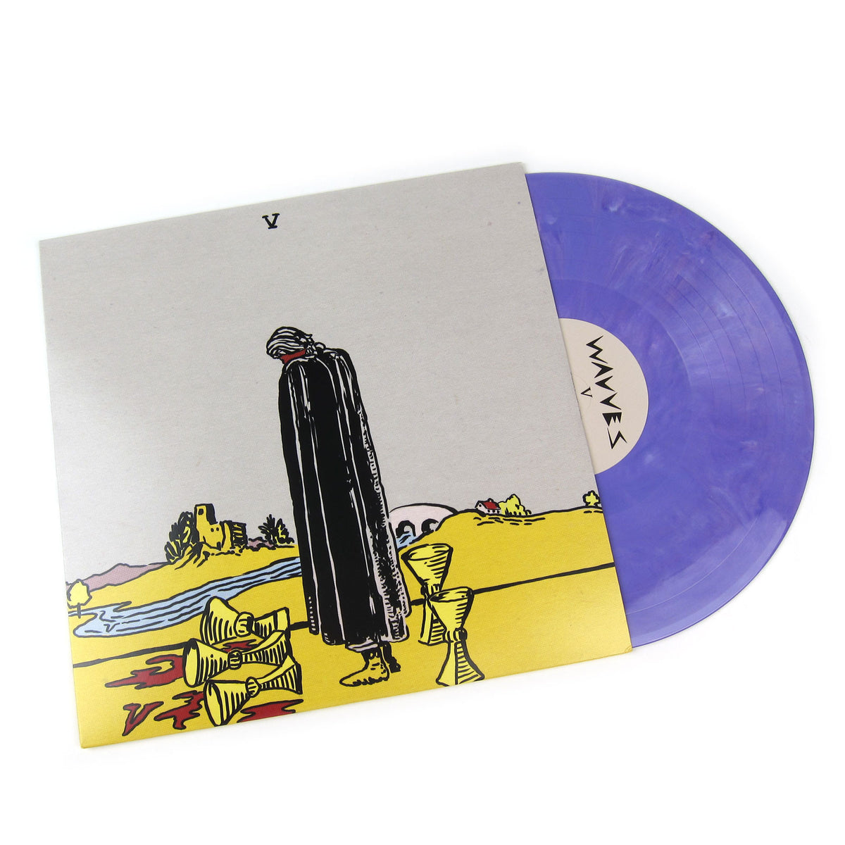 Wavves: V (Indie Exclusive Colored Vinyl) Vinyl LP
