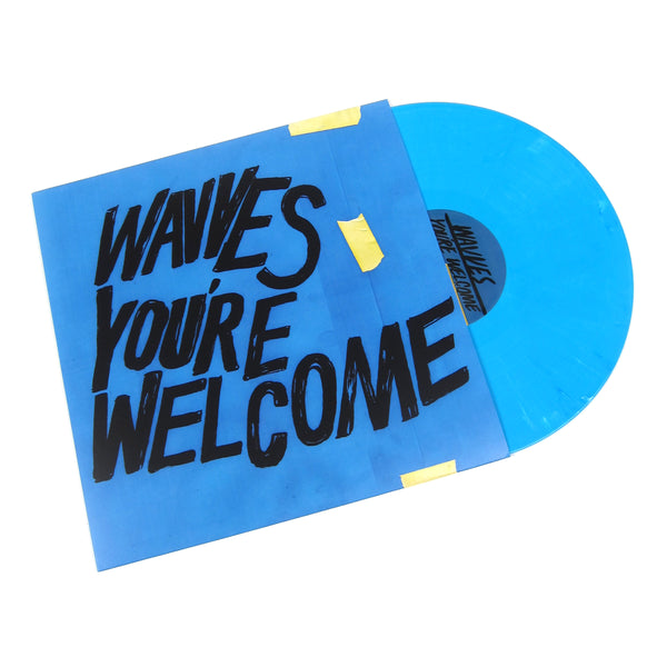 Wavves: You're Welcome (Colored Vinyl) Vinyl LP