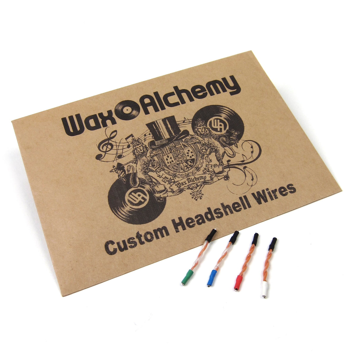 Wax Alchemy: Custom Japanese Headshell Wires