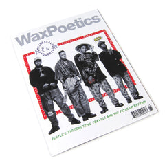 Wax Poetics: Issue 65 (A Tribe Called Quest / David Bowie)