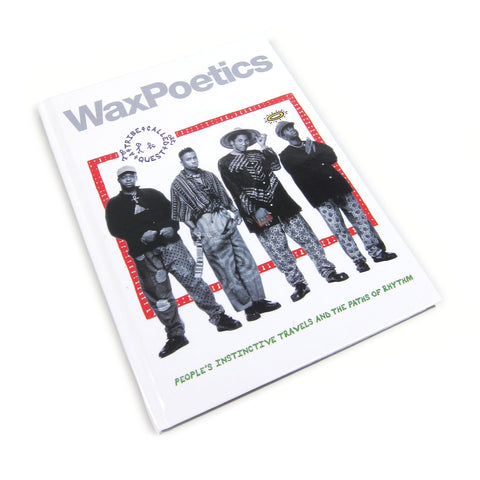 Wax Poetics: Issue 65 - A Tribe Called Quest / David Bowie Hardocover Special Edition Book