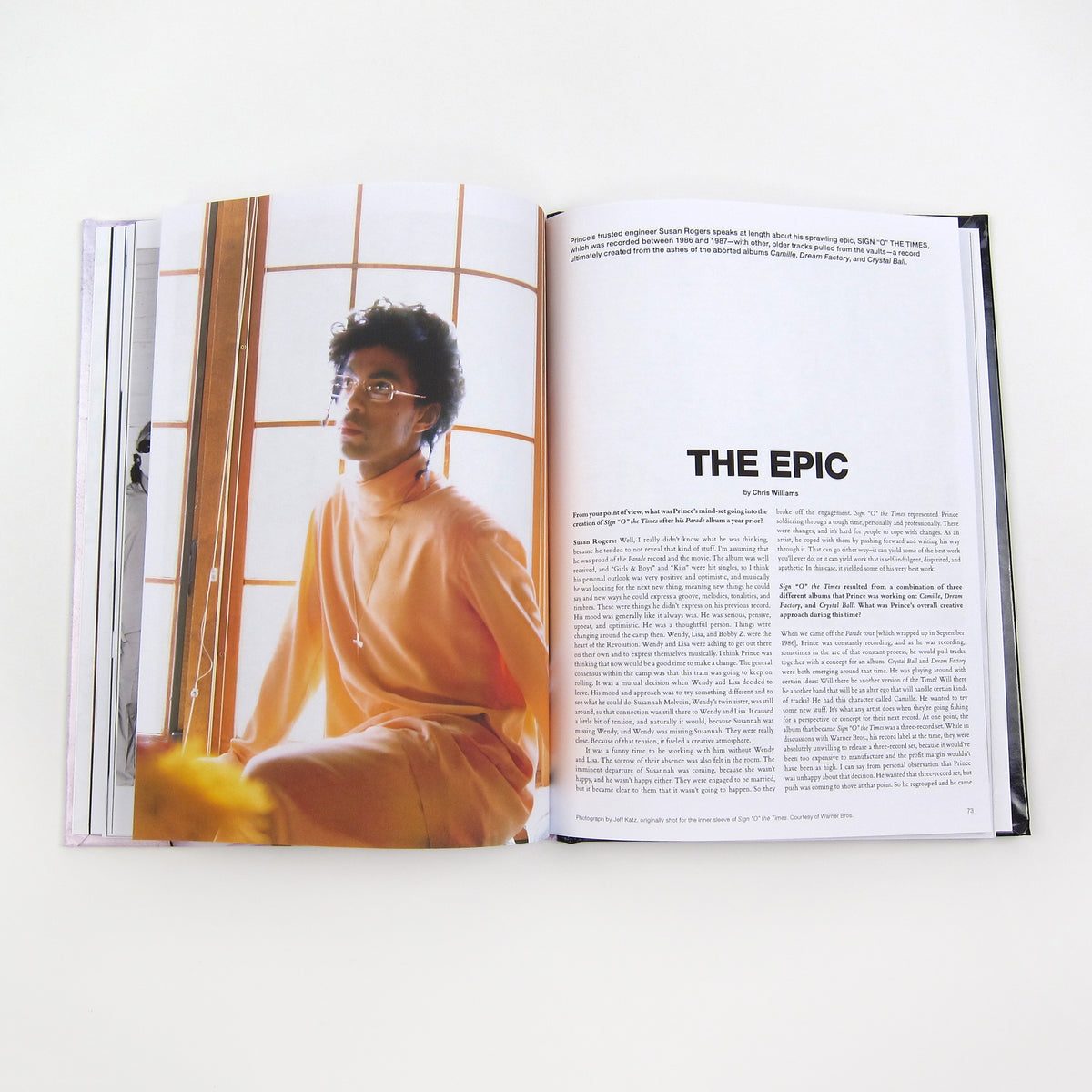 Prince: Vinyl LP /  Wax Poetics Book Pack