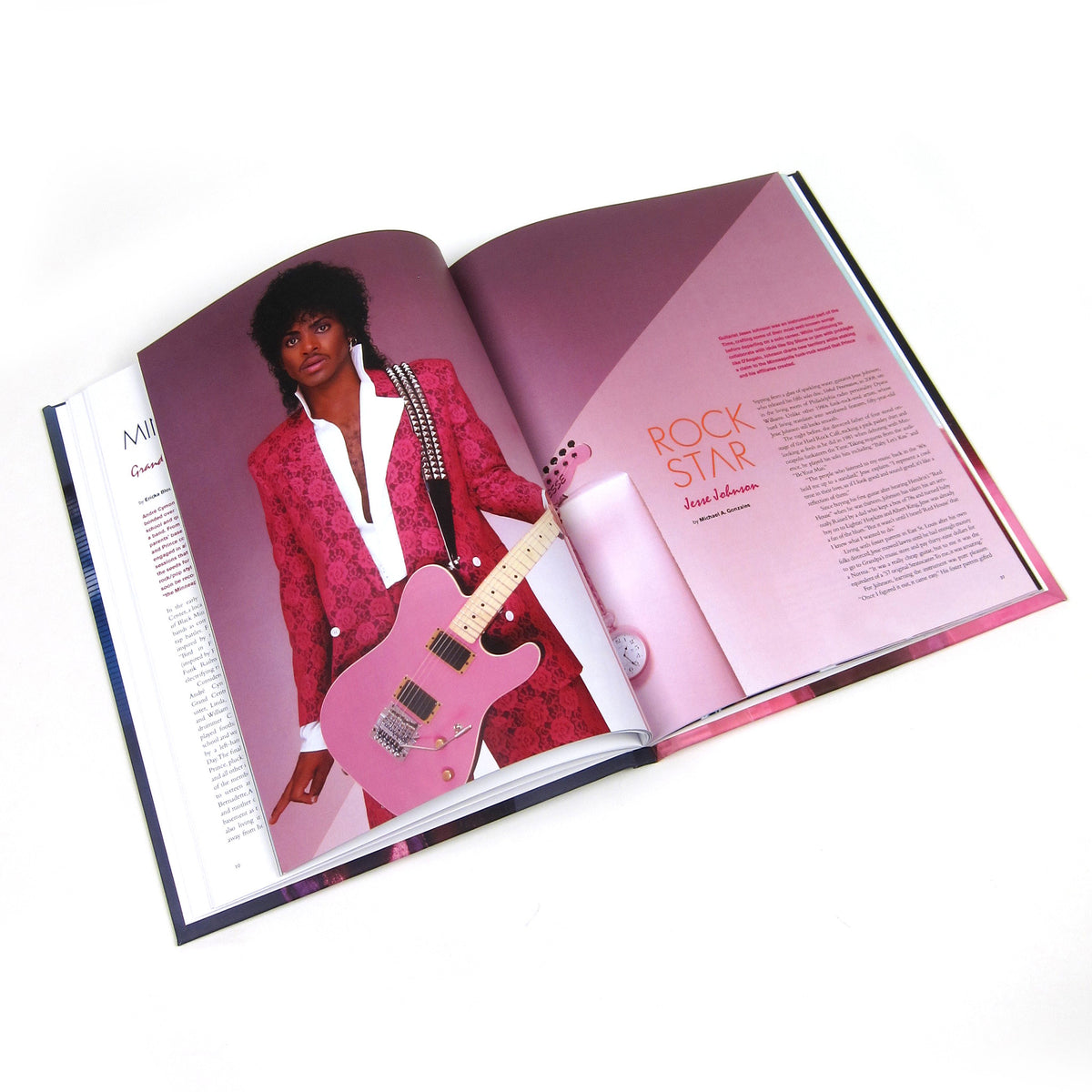 Wax Poetics: Issue #50 - Prince Hardcover Edition