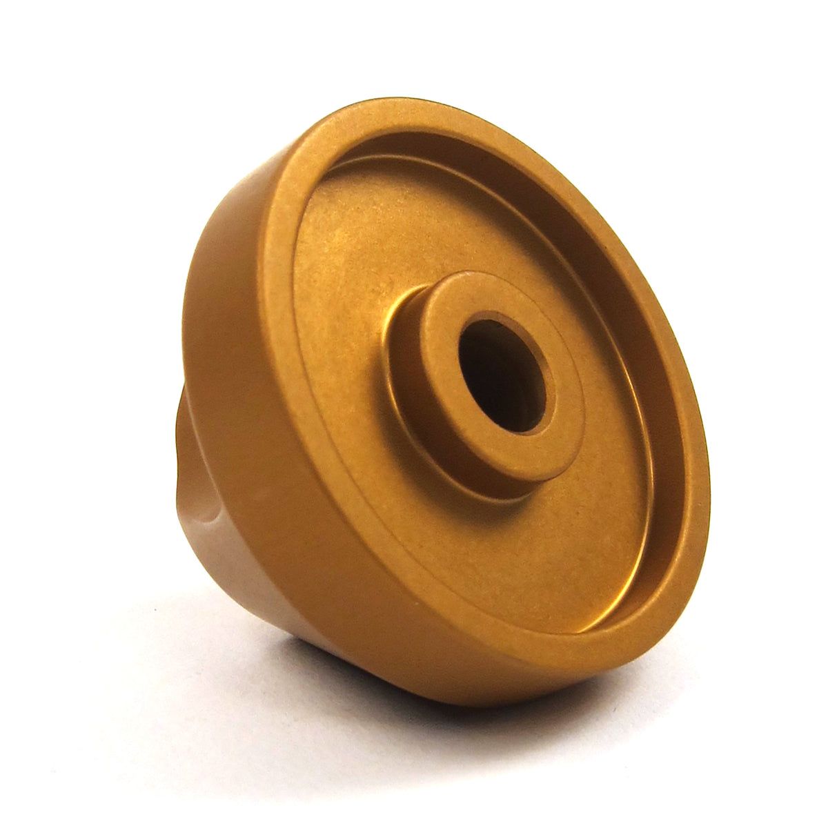 Wax Rax: 45A - 45 Adaptor - Gold