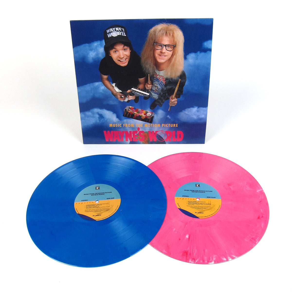 Wayne's World: Music From The Motion Picture (Colored Vinyl) Vinyl 2LP