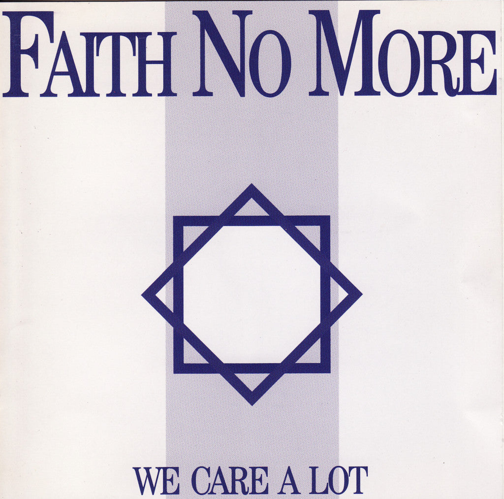 Faith No More: We Care A Lot (Colored Vinyl) Vinyl LP (Record Store Day)