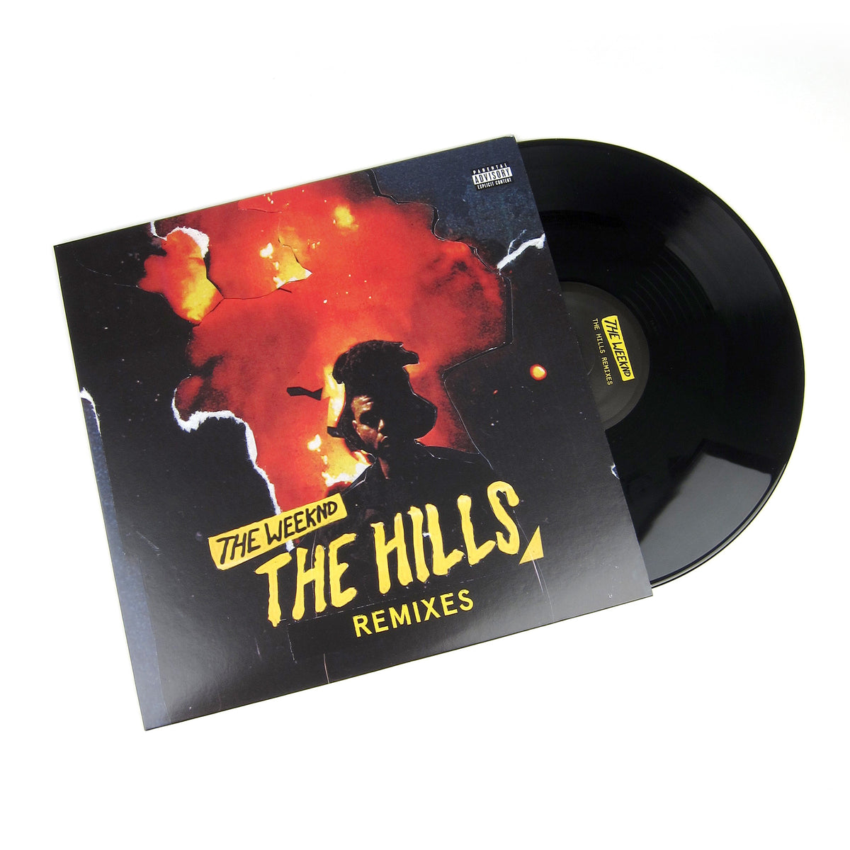 "The Weeknd: The Hills Remixes Vinyl 12"" (Record Store Day)"
