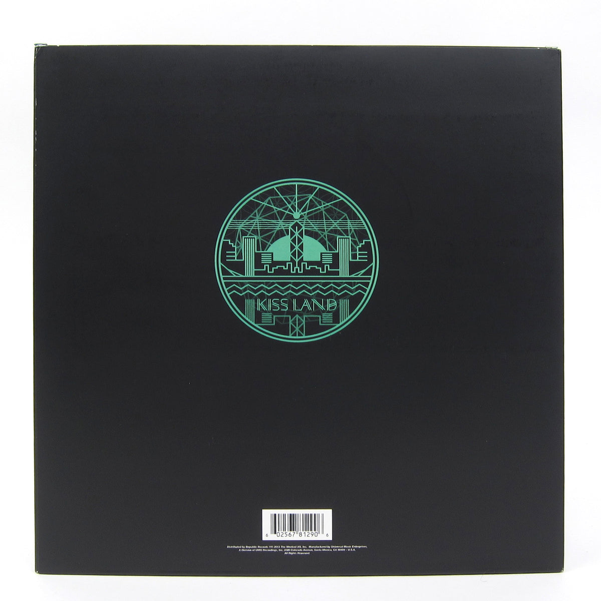 The Weeknd: Kiss Land 5th Anniversary Edition (Colored Vinyl) Vinyl 2LP