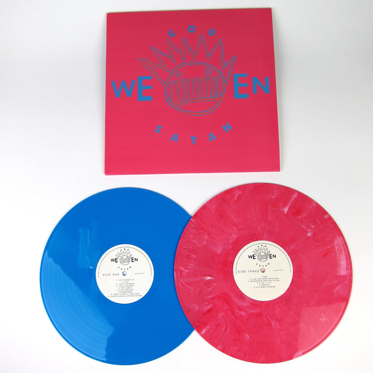 Ween: God Ween Satan (Colored Vinyl) Vinyl 2LP
