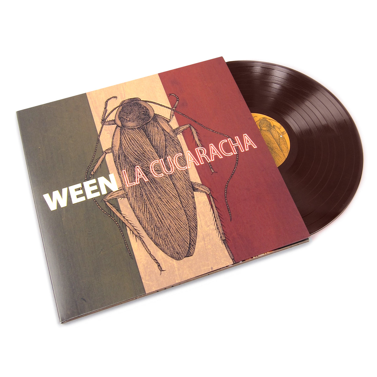 Ween: La Cucaracha (180g, Colored Vinyl) Vinyl LP+CD